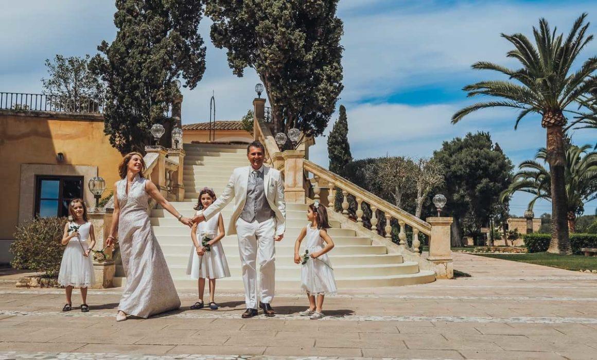 Hochzeit im Hotel Son Julia Mallorca