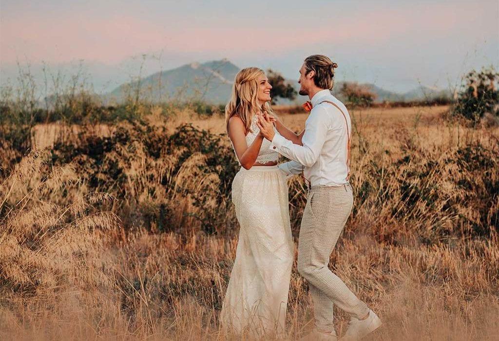 Sarah und Basti – Hochzeit auf der Lazy Finca Mallorca
