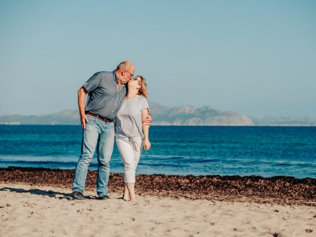 familienshooting mallorca strand meer 11