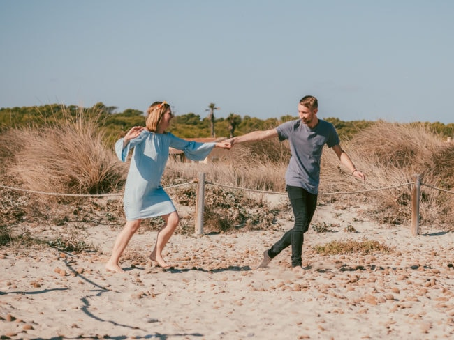 familienshooting mallorca strand meer 18