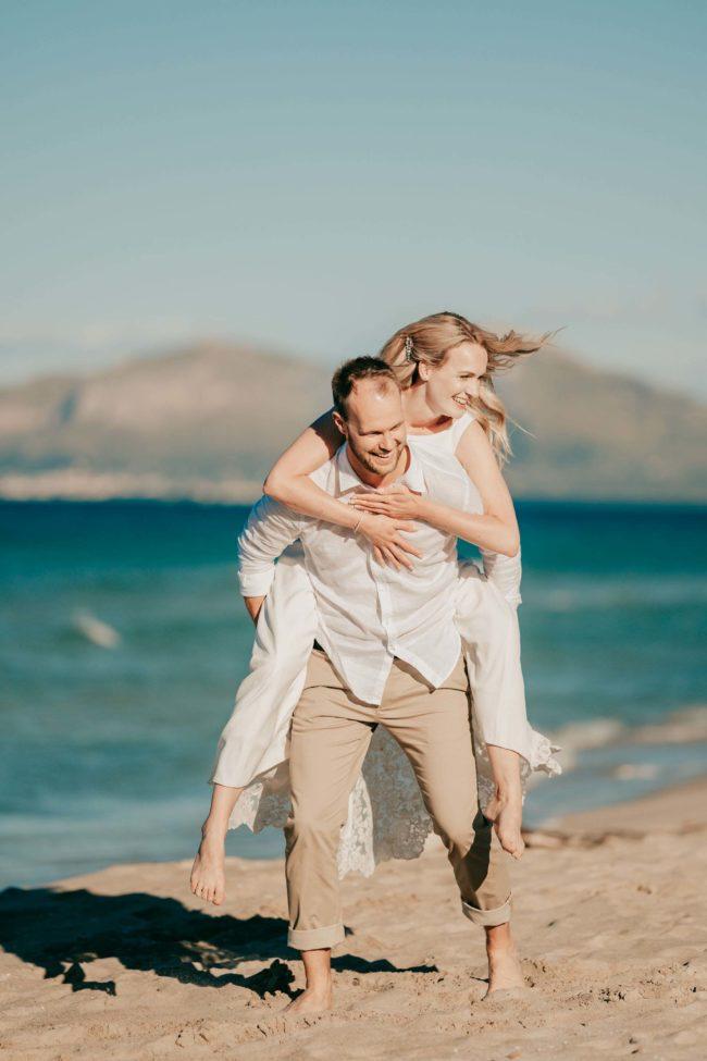 Hochzeitsfotos Strand Mallorca Shooting 10