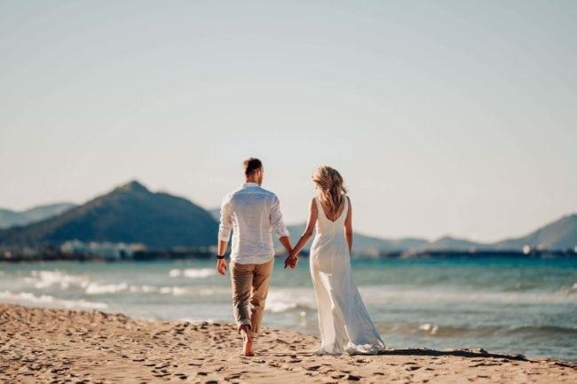 Hochzeitsfotos Strand Mallorca Shooting 12