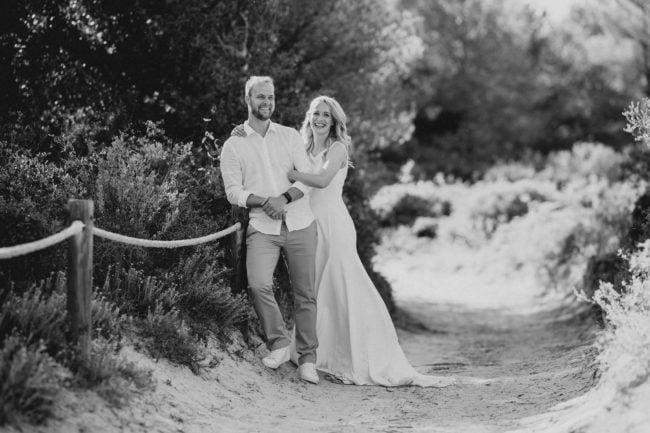 Hochzeitsfotos Strand Mallorca Shooting 14