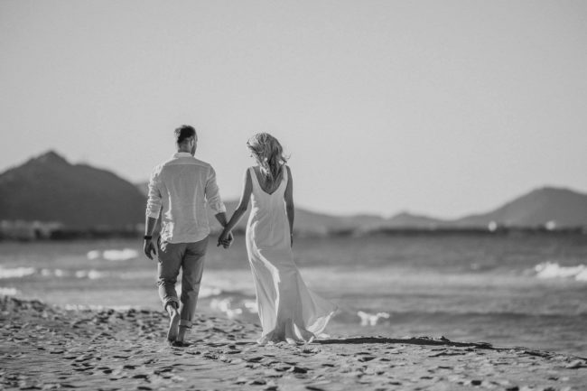 Hochzeitsfotos Strand Mallorca Shooting 18
