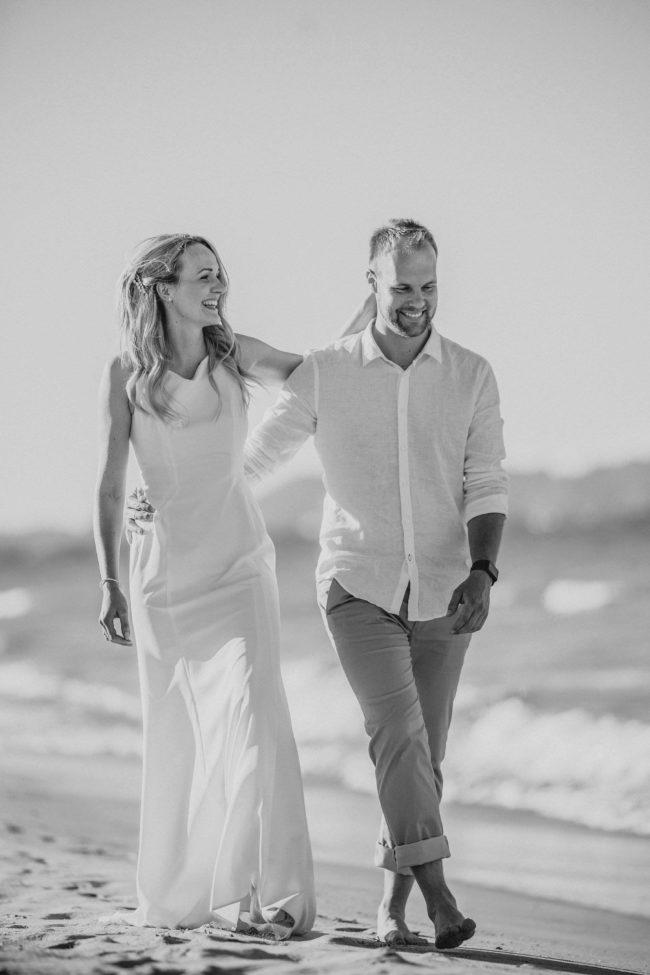 Hochzeitsfotos Strand Mallorca Shooting 19