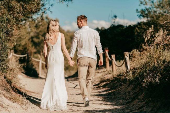 Hochzeitsfotos Strand Mallorca Shooting 3