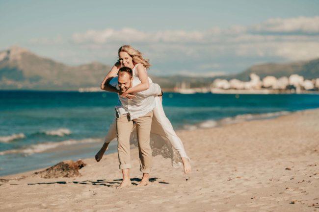 Hochzeitsfotos Strand Mallorca Shooting 9